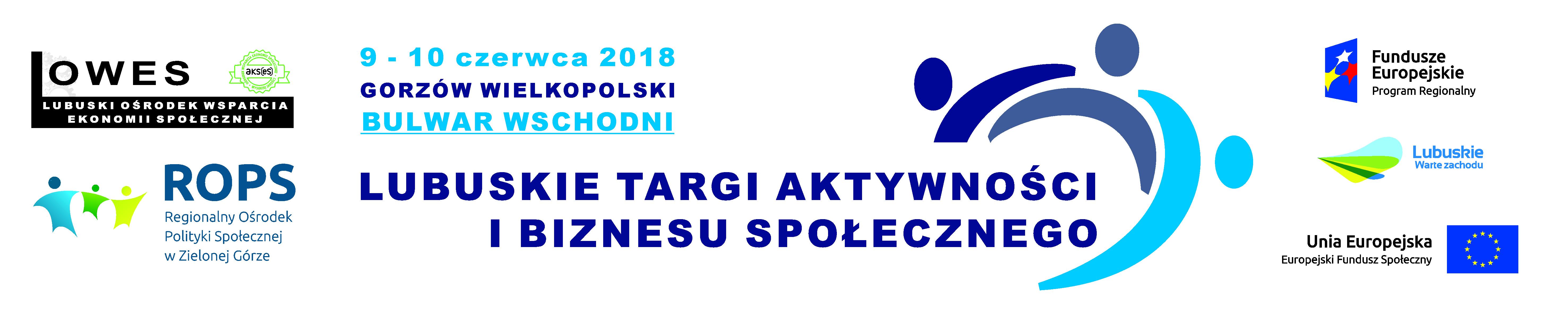 Podczas Dni Gorzowa  odbędą się Lubuskie Targi Aktywności i Biznesu Społecznego.